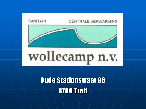 Sponsor Wollecamp
